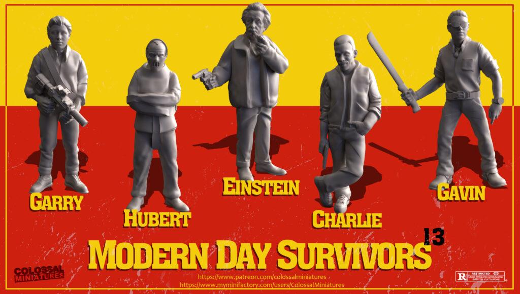Modern_Day_Survivors_Series_13